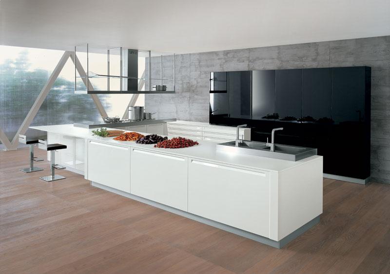 Muebles cocina diseo cocinas de diseo reformas integrales for Fabricantes de muebles italianos